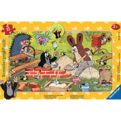 Ravensburger Puzzle Camo The Little Mole and his Friends