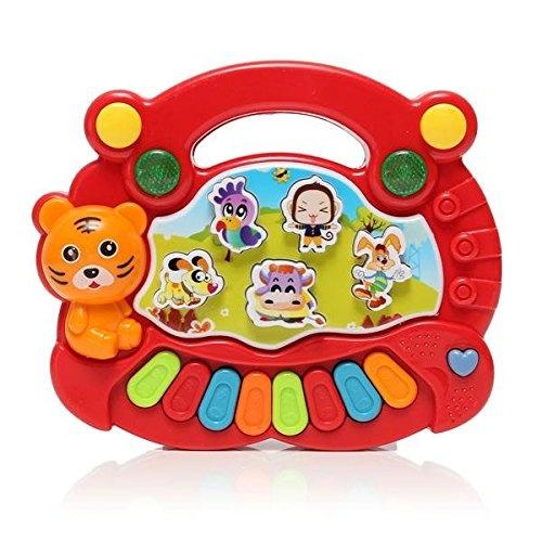 2c546434a3e1 Bazaar Red Farm Baby Children Kids Animals Musical Developmental ...