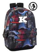 Backpack Adaptable Kelme Graffiti
