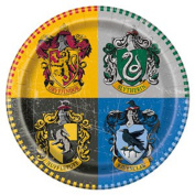 Boys Girls Ladies Mens Harry Potter Birthday Party Celebration Tableware Paper Plates Cups Napkins Table Cover