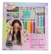 It's So Me! Word Wear DIY Bead Jewellery Kit