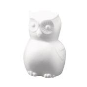 RAYHER 3348300 Polystyrene Owl 22 cm