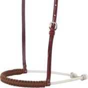 Martin Saddlery Single Rope Braided Nylon Horse Noseband