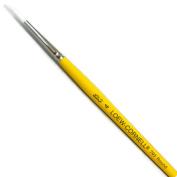 Loew-Cornell ® Gold Grip Brush, Round #4