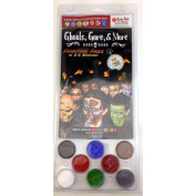 RUBY RED PAINT, INC. Ghouls, Gore and More Water Based Paint