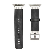 Canvas Bracelet Sisit Watch Band Strap Soft Breathable For Apple Watch Series 3/2/1 42MM