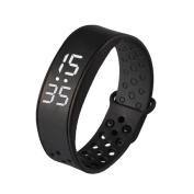 Fitness Tracker, Heart Rate Monitor Tracker, Childrens Activity Tracker Kids Pedometer Step Counter Fitness Band