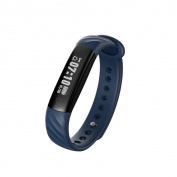 Fitness Tracker, Heart Rate Monitor Tracker, Smart Watch Blood Oxygen Pressure Heart Rate Monitor Pedometer Smart Bracelet