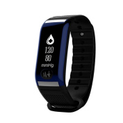 Fitness Tracker, Heart Rate Monitor Tracker, Blood Oxygen Pressure Heart Rate Monitor Pedometer Smart Watch