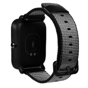 Sisit Watch Replacement Nylon Bracelet For Xiaomi Huami Amazfit Bip Youth Watch Sports Breathable Fasion