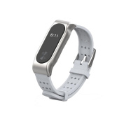 Sisit Replacement Silicom Wristband Sports Bracelet for Xiaomi Mi Band 2 Waterproof Fasion for millet rice band 2