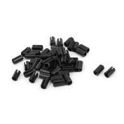 Unique Bargains M3x6mm Carbon Steel Split Spring Dowel Pin Cotter Pins Hardware 50pcs
