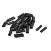 M3x12mm Carbon Steel Split Spring Dowel Pin Cotter Pins Hardware 50pcs