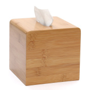 CJH Household Bamboo Tissue Boxes European Creative Home Roll Paper Rolls Carton Volumes Of Paper Towels Living Room Barrels