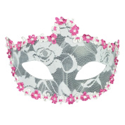 Sexy Crown Lace Elegant Eye Face Mask Masquerade for Halloween Christmas Carnivals Mardi Cosplay Party Ball Prom Fashion Shows Wedding Night Club
