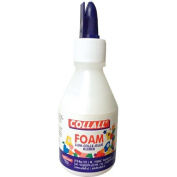 Collall 228342 for Soft Rubber Glue White 4,5 x 4,5 x 13 cm