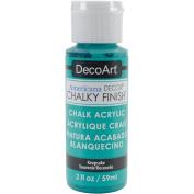 Home Décor Chalky Finish Paint, Acrylic, Keepsake, 3.3 x 3.3 x 10 cm