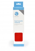 Silhouette heat-9fl-red Foil Adhesive Films