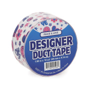 Just For Laughs Just for Laughs JFL2508 Duct Tape, 10-Yard, Peace and Love