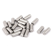 M4x10mm Stainless Steel Parallel Dowel Pins Fastener Elements 20pcs