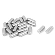 M5x12mm Stainless Steel Parallel Dowel Pins Fastener Elements 20pcs