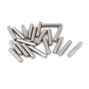 Unique Bargains M4x20mm Stainless Steel Parallel Dowel Pins Fastener Elements 20pcs