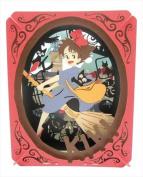 ensky Studio Ghibli Movie Kiki's Delivery Service Paper Theatre (Memory in Koriko) PT-049