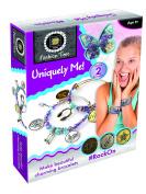 Amav Toys Amav Uniquely Me-Rock on Diy Make Your Own Charming Bracelets Kit