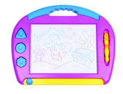 Magnetic Drawing Board, Kids Writing Board, Magna Doodle Erasable Sketch Writing Board Pad, Educational Learning Toy