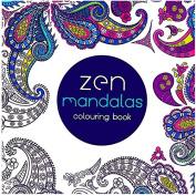 Tiptiper Colouring Book, 24Pages Anti Stress Colouring Book Fantasy Zen Mandalas Painting Books Graffiti