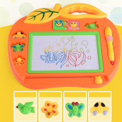 Hongxin Kid Colour Magnetic Writing Painting Drawing Graffiti Board Toy Preschool Tool Puzzle Resistant Play Girl Kids Birthday Toys Gift