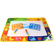 Tango Doodle Travel Doodle Mat 70cm x 49cm inches drawing toys Magic Water Drawing Doodle Pad with magic pen Educational toys for children toddlers kids toddler toy gift
