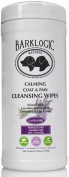 BarkLogic Cleansing Wipes, 45 Sheets | No Parabens, No Phthalates, No Sulphates, No DEA & PEG, Hypoallergenic, Plant-based