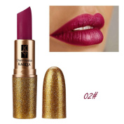 Native99 Waterproof Matte Lipstick Smooth Lips Stick Beauty Long Lasting Lip Stains Tints Cosmetic