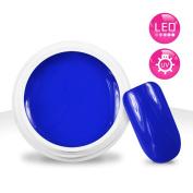 Ocibel UV/LED Gel – Colour Navy Blue – ML – , False Nails Manicure and Nail Art