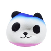 Cute Panda Baby Cream Scented Squishy Slow Rising Squeeze Kids Toy