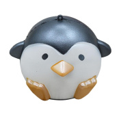 JoyJay Exquisite Colossal Squeeze Stress Reliever Soft Penguins Doll Scented Slow Rising Toys Gift