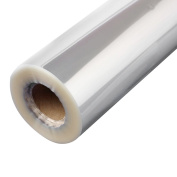 Generic Plain Clear Cellophane wrap Florist Film Wrap Rolls Baskets Wrapping Arts and Crafts Supplies 10m x 54cm