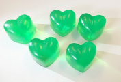 50 Mini Heart Soaps - Wedding Party Favours