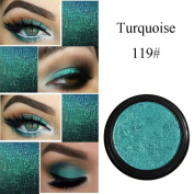 Native99 Earth Colour Glitter Shimmering Colours Eyeshadow Metallic Eye Cosmetic