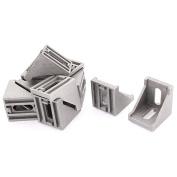 Unique Bargains Corner Brace 90 Degree Angle Bracket Support 40 x 40 x 35mm 10pcs