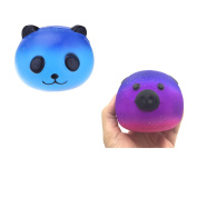 Canghai New Jumbo Slow Rising Squishies Kawaii Cream Scented Squeeze Toy Phone Charm Gift Stress Relief Toy for Kids and Adults