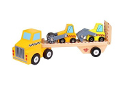 Tooky Toy Construction Vehicle & Carrier Children Toys