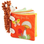 Love You So Fabric Soft Book Baby & Toddler Toys Juvenile Fiction