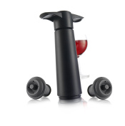 Keep Wine Vacuum Pump with 2 Stoppers Storage – Game Story