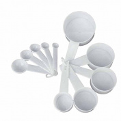 DPNY Kitcehn Food Care 10pcs Measuring Cups & Spoons Set