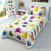 Babies Island IKEA Cot Bedding Duvet Cover Pillowcase 110 x 125 cm - many designs available