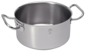 Sitram Catering 3l Commercial Stainless Steel Braisier/Stewpot
