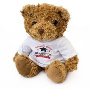 NEW - GRADUATION 2018 - Teddy Bear - Cute Soft Cuddly - Graduate Gift Present