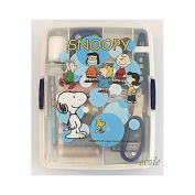 Snoopy Sewing kit Deluxe Blue [2590-5]